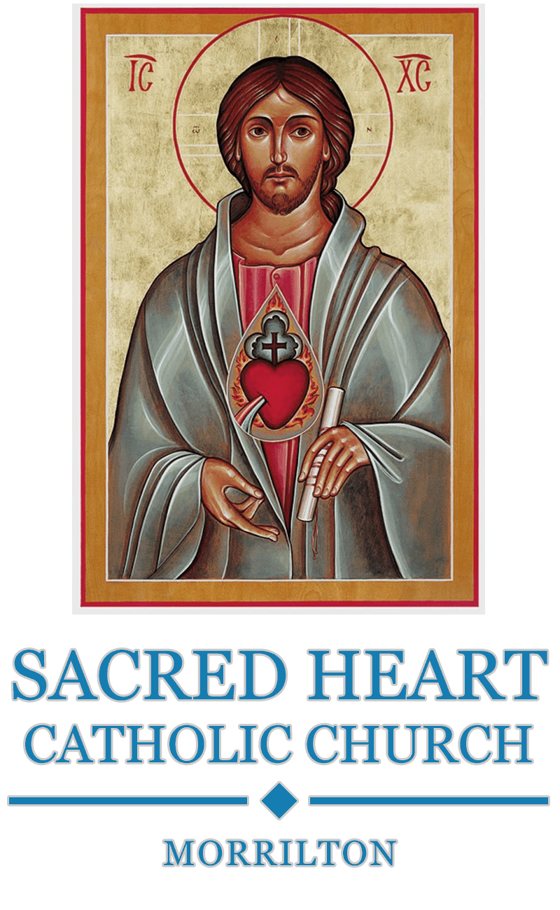 Sacred Heart Morrilton Catholic Church logo