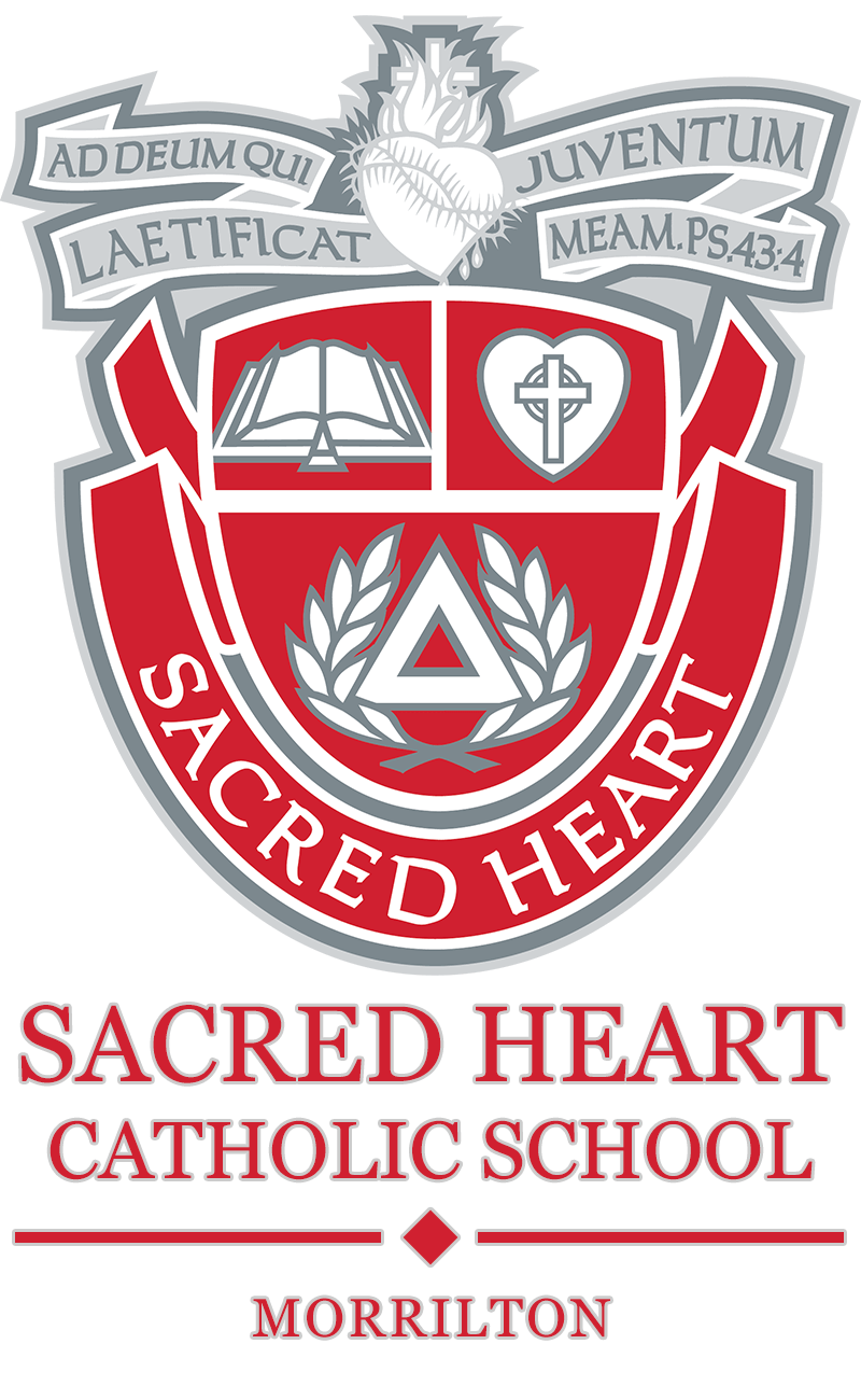Sacred Heart Morrilton Catholic School logo